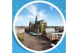 1 x weekend de lux in Haarlem-Olanda
