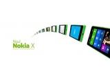 4 x Telefon Nokia X