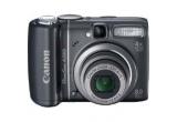 un aparat foto digital Canon PowerShot A590IS