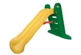 &nbsp;un tobogan de la <a target=&quot;_blank&quot; rel=&quot;nofollow&quot; href=&quot;http://www.toyz.ro/balansoare-si-tobogane/little-tikes/tobogan-mare-verde-galben/&quot;>toyz.ro</a><br />