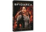 "1 x DVD cu filmul ""The Hunger Games: Catching Fire"""