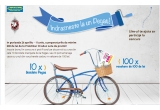 10 x bicicleta Pegas, 100 x voucher Praktiker cadou in valoare de 100 lei