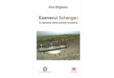 "1 x cartea ""Examenul Schengen"" de Alina Bargaoanu, 1 x cartea ""Dicționarul de teorie critica"" de David Macey"