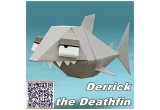 1 x joc Derrick the Deathfin (Windows sau MAC)