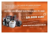 2 x 10.000 euro, 564 x aparat electrocasnic Russell Hobbs