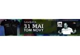 1 x 2 tricouri Zappa personalizate + masa rezervata la super party-ul dat de catre Tom Novy sambata 31 mai in Club Zappa