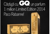 1 x parfum 1 million Limited Edition 2014 Paco Rabanne