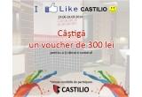 1 x voucher de 300 de lei de la Castilio
