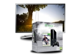 1 x televizor Samsung Smart + XBOX 360 + jocul Fifa 2014, instant: minge de fotbal Brazuca Glider