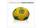 2 x fotoliu cu insemnele Braziliei