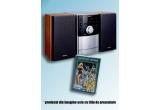 "5 x DVD ""La dolce vita"", 1 x sistem audio Sony"