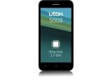 1 x smartphone UTOK 5008, 5 x rucsac UTOK, 5 x sapca UTOK, 3 x abonament National Geographic (1 an), instant: voucher de reducere 10% pentru orice smartphone sau tableta UTOK aflat in afara promotiilor