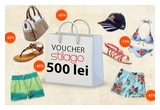 1 x voucher Stilago Fashion de 500 ron