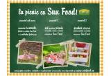1 x vacanta la munte + picnic cu Sun Food + sedinta foto profesionista, 1 x  set complet pentru picnic + conserve Sun Food, 1 x gratar electric (premium) + conserve Sun Food, 100 x conserve Sun Food