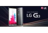 1 x smartphone LG G3, 4 x imprimante portabile LG Pocket Photo