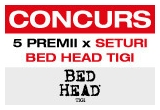 5 x set Bed Head Tigi