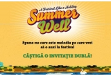 1 x 2 invitatii cu acces general la Summer Well