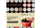 2 x voucher de 500 lei ce va putea fi folosit in  reteaua desprespa.ro, 21 x pachet cu 3  produse Doncafe Instant