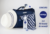 5 x Kit beauty de vacanta Nivea