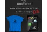 1 x tableta Allview Viva D8, 9 x carte la alegere in valoare maxima 50 RON, instant: un tricou Deștepți.ro