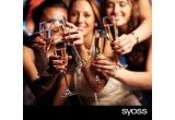1 x petrecere All Inclusive la Hotelul Marriott Bucuresti, 5 x tinuta de gala, 50 x set produse Syoss