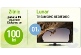 128 x tableta Alcatel One Touch Tab 7 HD, 960 x voucher Clickshop de 50 RON/ 100 RON/ 150 RON/ 200 RON, 2 x Home Cinema Samsung HT-HS5200, 2 x Home Cinema Panasonic KIT-SC-HTB527, 2 x TV SAMSUNG UE28F4000, 2 x TV SAMSUNG UE19F4000