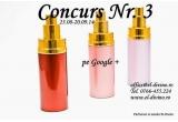 1 x Body Mist Fructat 100 ml + Spray de corp parfumat 100 ml + Parfum El-Divino 8 ml
