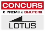 2 x bratara Lotus, 2 x colier Lotus, 2 x pereche de cercei Lotus