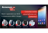 1 x Smartphone Lenovo S860, 1 x Smartphone Lenovo S850, 1 x Smartphone Lenovo A859, 2 x Smartphone Lenovo A536, 5 x Casti Lenovo P160