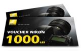 1 x voucher pentru echipament Nikon de 5000 RON, 1 x voucher pentru echipament Nikon de 3000 RON, 1 x voucher pentru echipament Nikon de 2000 RON, 1 x voucher in valoare de 1000 lei