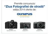 1 x aparat foto Olympus E-M10 + 14-42 mm, 1 x aparat foto Olympus SH-1, 1 x aparat foto Olympus E-PM2