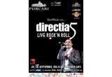 2 x invitatie dubla la concertul BestMusic cu Directia 5 la Hard Rock Cafe