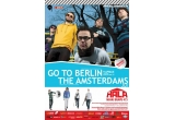 5 invitatii duble la Go To Berlin si The Amsterdams<br />