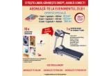 1 x banda de alergat FIT TRONIC FT5051, 10 x pachet carti beletristica, 10 x pachet carti business