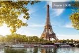 1 x city break la Paris, 1 x city break la Roma, 1 x city break la Sibiu, 5 x cina in 2 la restaurant