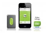 1 x Philips InRange (dispozitiv de tracking pentru smartphones)