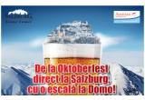 1 x city break la Salzburg