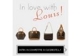 4 x geanta Vintage Louis Vuitton