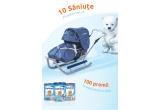 10 x Saniuta Piccolino DeLux, 100 x premiu Aptamil in lapte pentru o luna