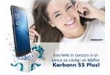 1 x telefon Karbonn S5 Plus