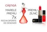 7 x rochie de designer, 40 x set Pure Reds (ruj & oja)