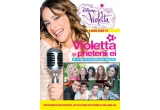 "3 x cartea ""Violetta si prietenii ei"" oferita de Editura Litera"