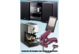1 x microsistem audio Sony/ stepper/ espressor/ MP4 player
