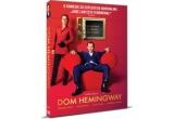 "1 x DVD cu filmul ""Dom Hemingway"""