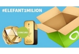 1 x Apa de toaleta Paco Rabbane 1 Million 50 m, 1 x Apa de parfum Paco Rabanne Lady Million de 30 ml