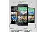 4 x smartphone HTC Desire 310, 4 x smartphone HTC Desire 510, 4 x smartphone HTC Desire 610, 1 x smartphone HTC Desire 816