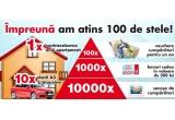1 x apartament/ casa, 10 x masina Audi A3 Limousine Attraction, 100 x vouchere Kaufland pentru un an de zile (45 x voucher 100 ron), 1000 x voucher Kaufland de 200 ron, 10.000 x sacosa de cumparaturi Kaufland
