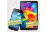 28 x smartphone Samsung Galaxy S4 Mini, 28 x tableta Samsung Galaxy Tab 4 8.0