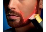 4 x aparat de tuns barba cu ghidare laser seria 9000 de la Philips
