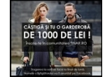 1 x voucher de shopping de 1.000 RON